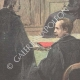 DÉTAILS 05 | Cour d'Assises de Rome - Procès pour l'assassinat de la comtesse Lara - 1897