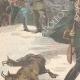 DETAILS 02 | Accident in Pontebernardo - Piedmont - Italy - 1897