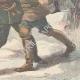 DETAILS 06 | Accident in Pontebernardo - Piedmont - Italy - 1897