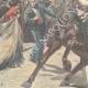 DETAILS 02   Heroism of an Italian officer - Ponta Delgada, Azores - Portugal - 1897