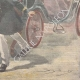 DETAILS 06   Heroism of an Italian officer - Ponta Delgada, Azores - Portugal - 1897