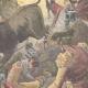 DÉTAILS 04 | Corrida tragique en Espagne - 1898