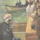 DÉTAILS 02 | Les fêtes de Palerme - Arrivée du prince et de la princesse de Naples - Sicile - 1898