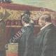 DÉTAILS 04 | Les fêtes de Palerme - Arrivée du prince et de la princesse de Naples - Sicile - 1898