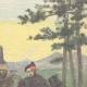 DÉTAILS 03 | Attaque de brigands en tenue de soirée - Cadix - Andalousie - Italie - 1898