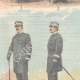DETAILS 02 | Military Uniform - Guards of the City of Rome - Italy - 1898