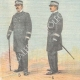 DETAILS 05 | Military Uniform - Guards of the City of Rome - Italy - 1898