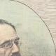DÉTAILS 03 | Portrait d'Émile Zola (1840-1902)
