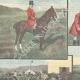 DÉTAILS 02 | Chasse au renard dans la Campagne Romaine - Latium - Italie - 1898