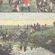 DÉTAILS 06 | Chasse au renard dans la Campagne Romaine - Latium - Italie - 1898