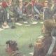 DETAILS 04 | Commemoration - Charles Albert of Sardinia - Albertine Statute - Turin - Italy - 1848