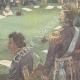 DETAILS 06 | Commemoration - Charles Albert of Sardinia - Albertine Statute - Turin - Italy - 1848