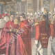 DETAILS 04 | At the Vatican the Pope blesses the pilgrims - Rome - Italy - 1898
