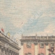 DÉTAILS 01 | Commémoration - Statut du Royaume d'Italie - Capitole de Rome - Italie - 1898