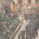 DÉTAILS 02 | Commémoration - Statut du Royaume d'Italie - Capitole de Rome - Italie - 1898