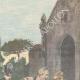 DETAILS 03 | Duel between two deputies in Rome - Italy - 1898