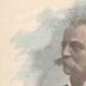 DÉTAILS 01 | Portrait de Felice Cavallotti (1842-1898)