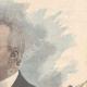 DÉTAILS 03 | Portrait de Felice Cavallotti (1842-1898)