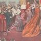DÉTAILS 02 | Consistoire au Vatican - Italie - 1898