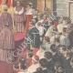 DÉTAILS 04 | Consistoire au Vatican - Italie - 1898