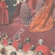 DÉTAILS 05 | Consistoire au Vatican - Italie - 1898