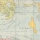 DETAILS 02 | Antique map - Island of Cuba - Caribbean - Central America