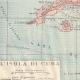 DETAILS 03 | Antique map - Island of Cuba - Caribbean - Central America
