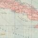 DETAILS 04 | Antique map - Island of Cuba - Caribbean - Central America