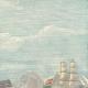 DÉTAILS 03 | Guerre hispano-américaine - Cuba - Canonnière américaine Nashville - 1898
