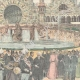 DETAILS 04   Inauguration of the Turin National Exhibition - Italy - 1898