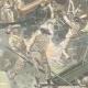 DÉTAILS 02   Guerre hispano-américaine - Cuba - Bombardement du fort de Matanzas - 1898