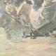 DÉTAILS 05   Guerre hispano-américaine - Cuba - Bombardement du fort de Matanzas - 1898