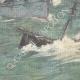 DÉTAILS 04 | Guerre hispano-américaine - Bataille navale du port de Cavite - Philippines - 1898