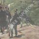 DÉTAILS 06   Arrestation de travailleurs italiens ayant franchi la frontière - Col du Simplon - Suisse