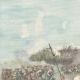 DÉTAILS 01   Guerre hispano-américaine - Journalistes américains faits prisonniers à Mariel - Cuba - 1898