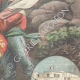 DETAILS 04 | Tribute to Giuseppe Garibaldi - Pilgrimage in Caprera - Italy - 1898