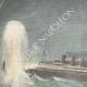 DETAILS 01 | Spanish–American War - An american steamer is sunken - Santiago de Cuba - 1898