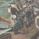 DETAILS 04 | Spanish–American War - An american steamer is sunken - Santiago de Cuba - 1898