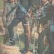 DETAILS 02 | Italian army - Military Uniform - Bersaglieri - XIXth Century
