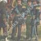 DETAILS 04 | Italian army - Military Uniform - Bersaglieri - XIXth Century