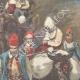 DETAILS 04 | Greek patriotism - Exodus of Greek peasants - Greek-Turkish border - 1898