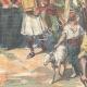 DETAILS 05 | Greek patriotism - Exodus of Greek peasants - Greek-Turkish border - 1898