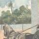 DÉTAILS 01   Enlèvement mystérieux d'une demoiselle à Palerme - Sicile - Italie - 1898