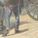 DÉTAILS 06   Enlèvement mystérieux d'une demoiselle à Palerme - Sicile - Italie - 1898