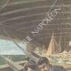 DÉTAILS 01 | Guerre hispano-américaine - Un hopital à bord d'un navire - Cuba - 1898