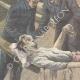 DÉTAILS 02 | Guerre hispano-américaine - Un hopital à bord d'un navire - Cuba - 1898
