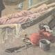 DÉTAILS 06 | Guerre hispano-américaine - Un hopital à bord d'un navire - Cuba - 1898