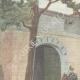 DÉTAILS 01   Crime du Kremlin-Bicêtre - Exécution de l'assassin Carrara à Paris - France - 1898