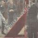 DÉTAILS 04   Crime du Kremlin-Bicêtre - Exécution de l'assassin Carrara à Paris - France - 1898