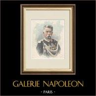 Porträt von Luigi Pelloux (1839-1924)